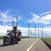 さて、バイクで日本一周しますかな!