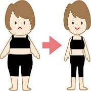 30kg太った40代、ダイエットに成功し理想体型になる!