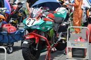 Verde Racing パドック Info
