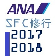 ANAマイルとSFC修行で世界旅