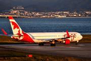 飛行機&風景