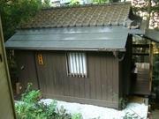 世田谷区内本格的茶室付賃貸マンション バレ−ハウス