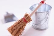 お掃除レシピ;重曹・塩・酢・茶殻でエコ掃除しましょ
