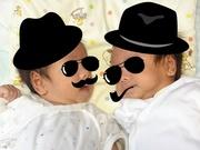 最強の双子パパブログ