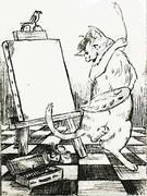 画材暮らしと絵かきの道