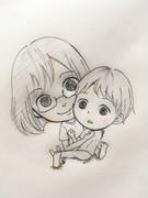 漫画家志望の黒川愛の、時々育児絵日記ブログ
