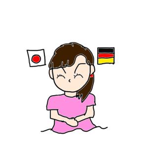 ドイツでホッと一息・・・