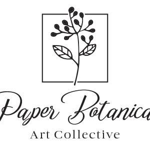 紙のお花の物語
