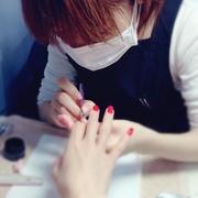 神戸市西区明石ネイルサロン大人可愛いジェルネイル