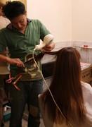 毛髪修復美容室ノイズシェーン 大阪の美容室。綺麗な髪とエクステ