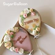 神戸魚崎 アイシングクッキー教室sugarballoon