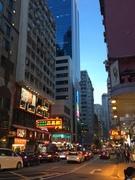 わたしは香港に住んでいる。