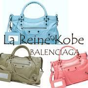 バレンシアガ買取専門店 La Reine Kobe