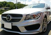 Mercedes-Benz CLA180 Shooting Brake Sports