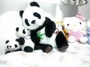 パンダ三姉弟と仲間たち