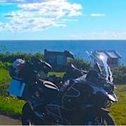 バイクで世界一周