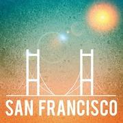 サンフランシスコで。