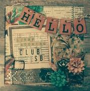 姫路スクラップブッキング教室「CLUB-SB」