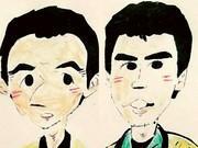 ユタカTの似顔絵日記