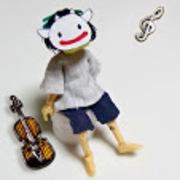 ・ オイラの独学バイオリン ・