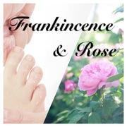 透明な光の香り FRANKINCENCE&ROSE