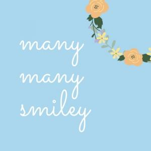 many many smiley