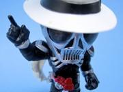 3インチトイワールド 仮面ライダーの世界