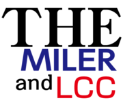THE MILER and THE LCCサイト