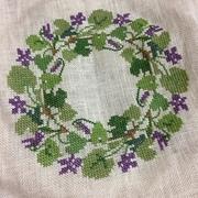 鈴の刺繍日記 -たまにかぎ針編み-