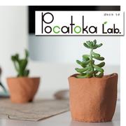Pocatoka Lab.|陶芸・LINEスタンプ|
