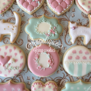 Angelique アンジェリーク アイシングクッキー