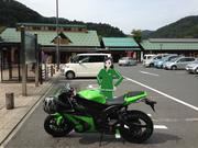 スカブタちゃんのスモールツアー Rarely with ZX-10R