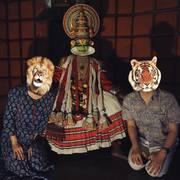 スーツケースでインド旅