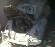 発見! ヤナセ物1958年VWビートル