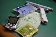 男子大学生の1型糖尿病日記