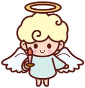 モノクロな天使