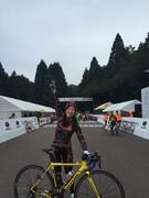 自転車レースへの挑戦!