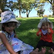 華子と太郎の物語 in Australia