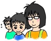 三人暮らし〜ADHD&自閉症の息子との奮闘日記