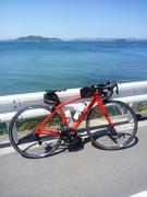 うどん県でロードバイク、クロスバイクであっちこっち