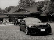 BMW DIY日記(5シリーズ F10)