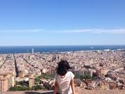 暮らす、バルセロナ。