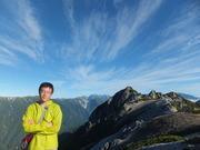 遠い山の記憶
