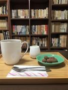 奈良薬師寺近くの本のある喫茶店 うのん