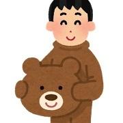 ご機嫌熊ちゃんと優しい仲間たち