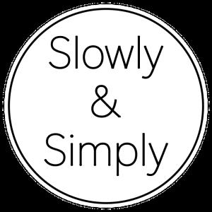 ゆっくりとすっきりと Slowly & Simply