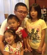 5人の子供@家族が大好き!