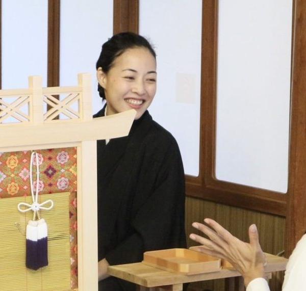細川佳世先生(金光教平戸教会)さんのプロフィール