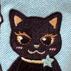 AjiCat工房の猫とミシン刺繍の日々