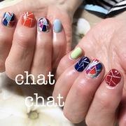 名古屋市北区ネイルサロン chatchat